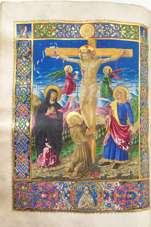 Missale Fratrum Minorum