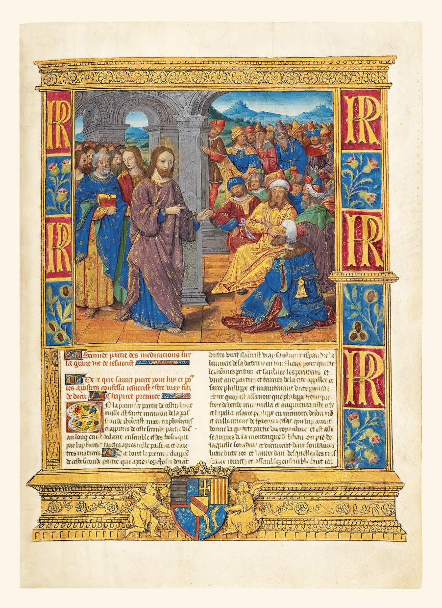 A Monumental Life of Christ Commissioned by the Duke and Duchess of Lorraine