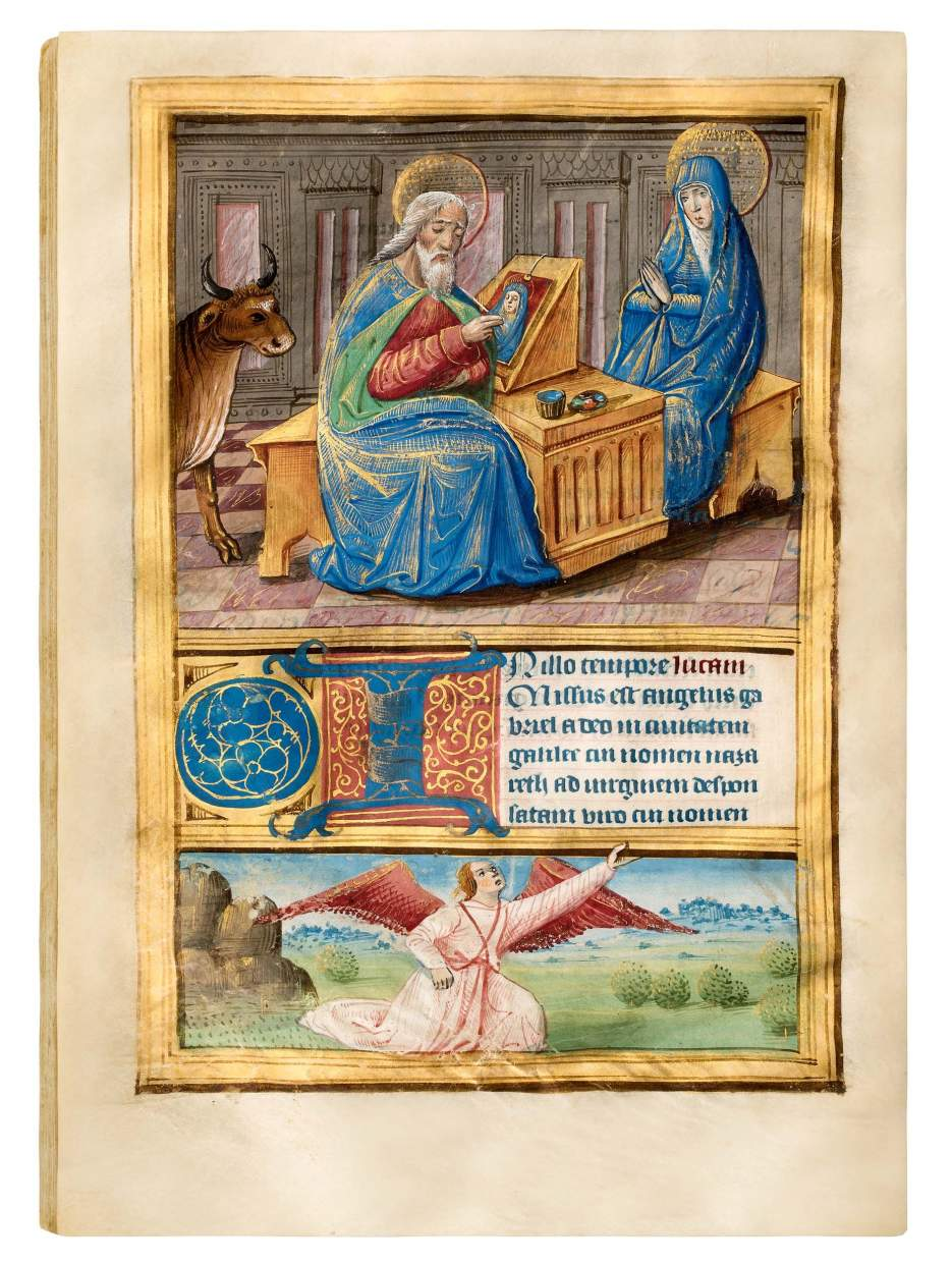 Faverolles Book of Hours