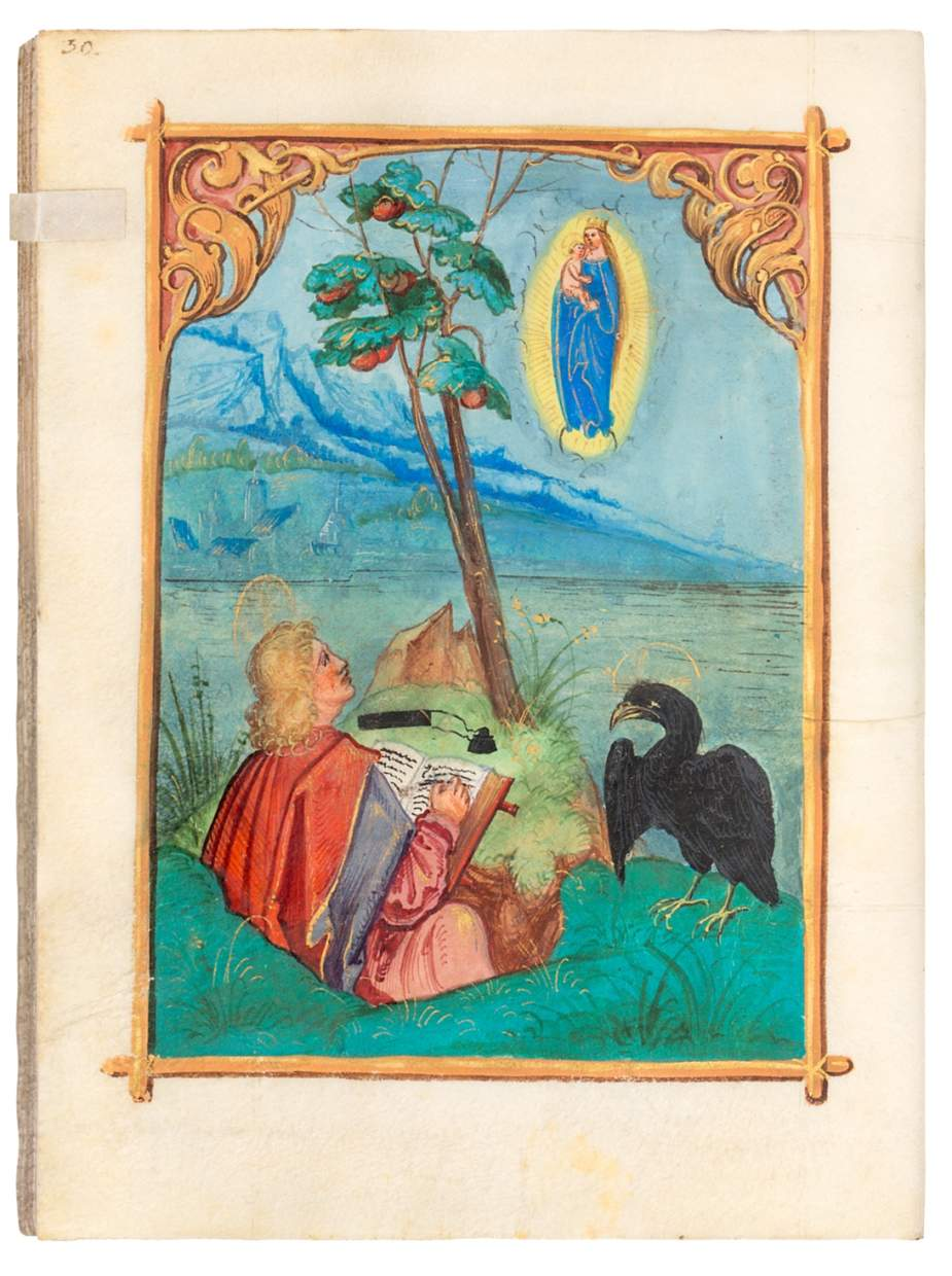 Hofmann Prayer Book, in German