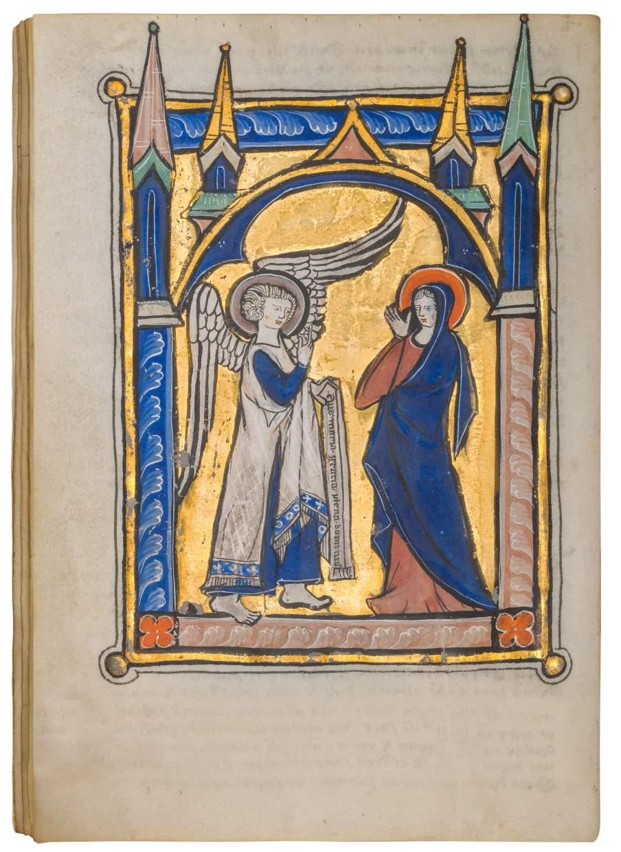 Fantastic Psalter Inspired by New Franciscan Zeal