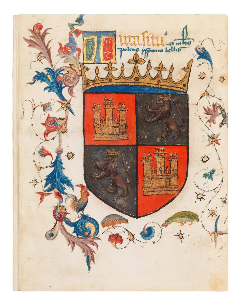 On Governing – and Uniting – Spain, for Juan II, King of Castile and Leon