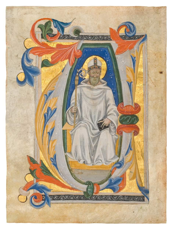 The Venerable Saint Benedict