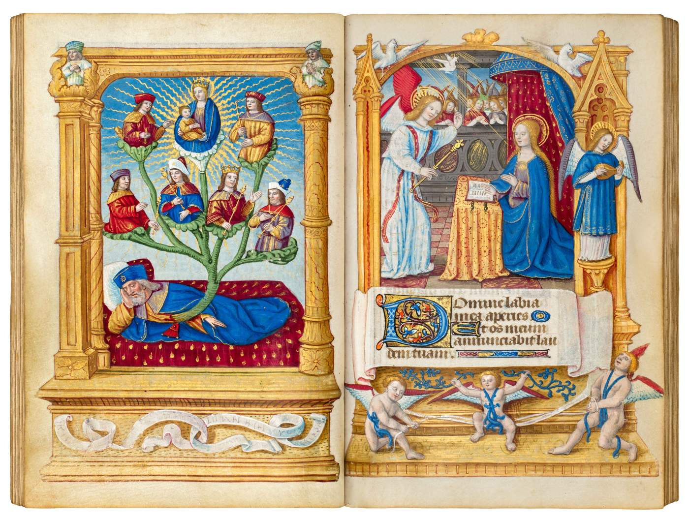 Beautiful and Unusual: Parisian Book of Hours