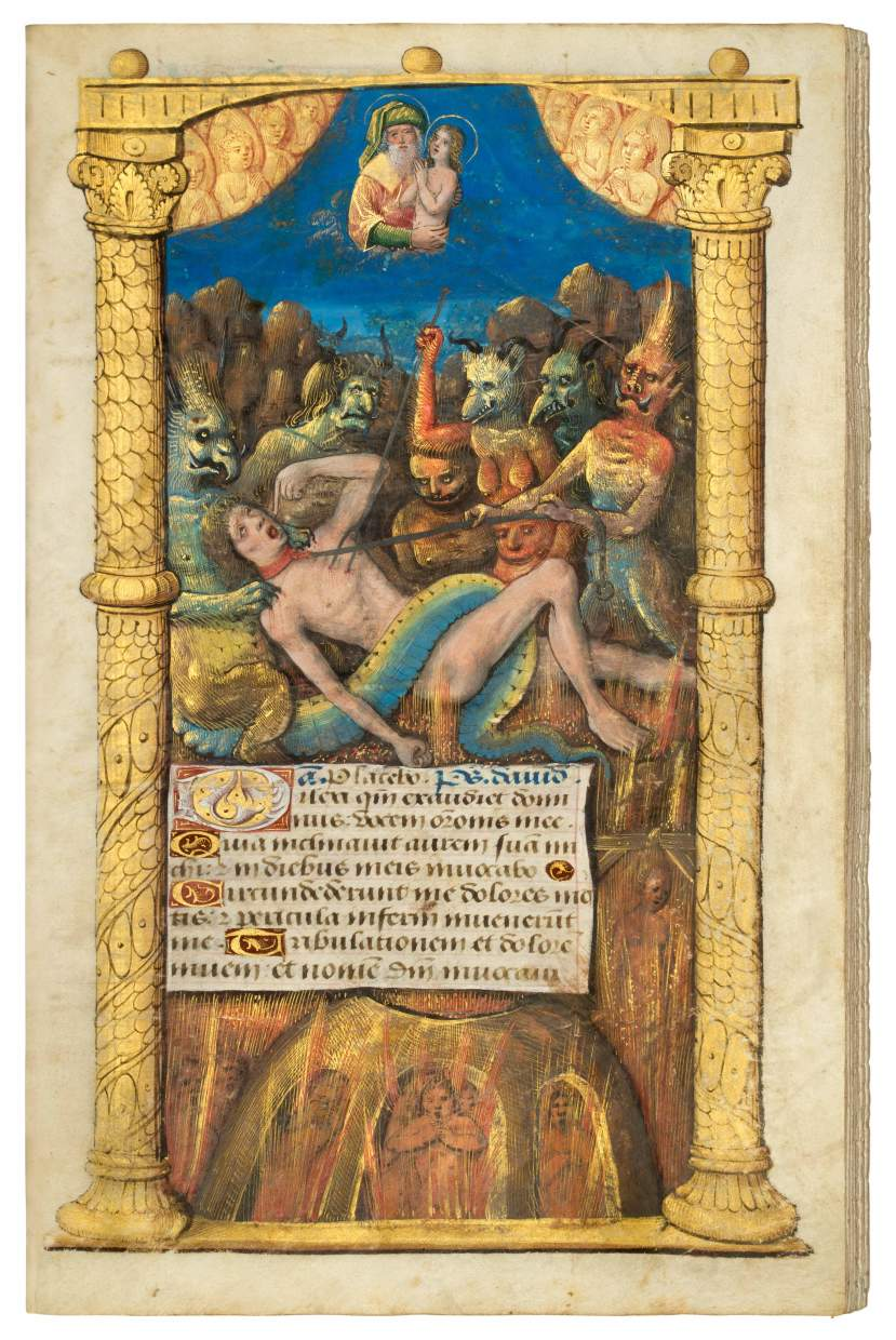 Book of Hours, use of Rome