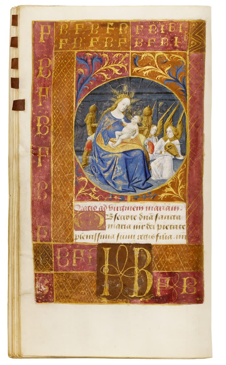 Labarde Book of Hours