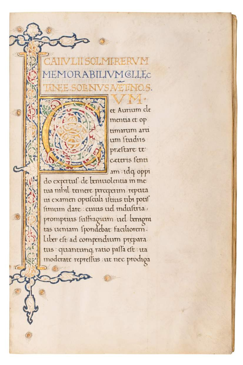 The Wonders of the World from the Library of the King of Naples