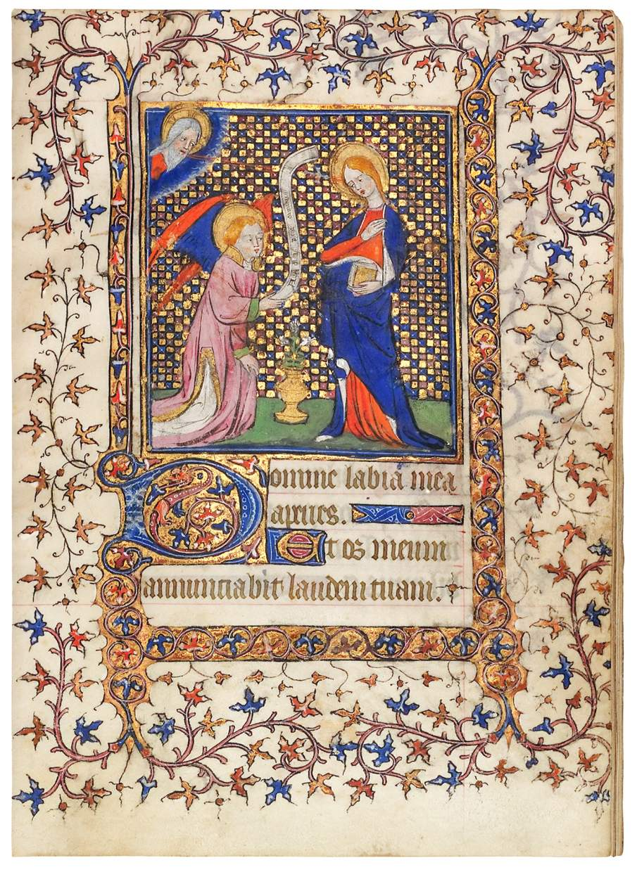 A Collaboration of Artists: an Early Parisian Book of Hours