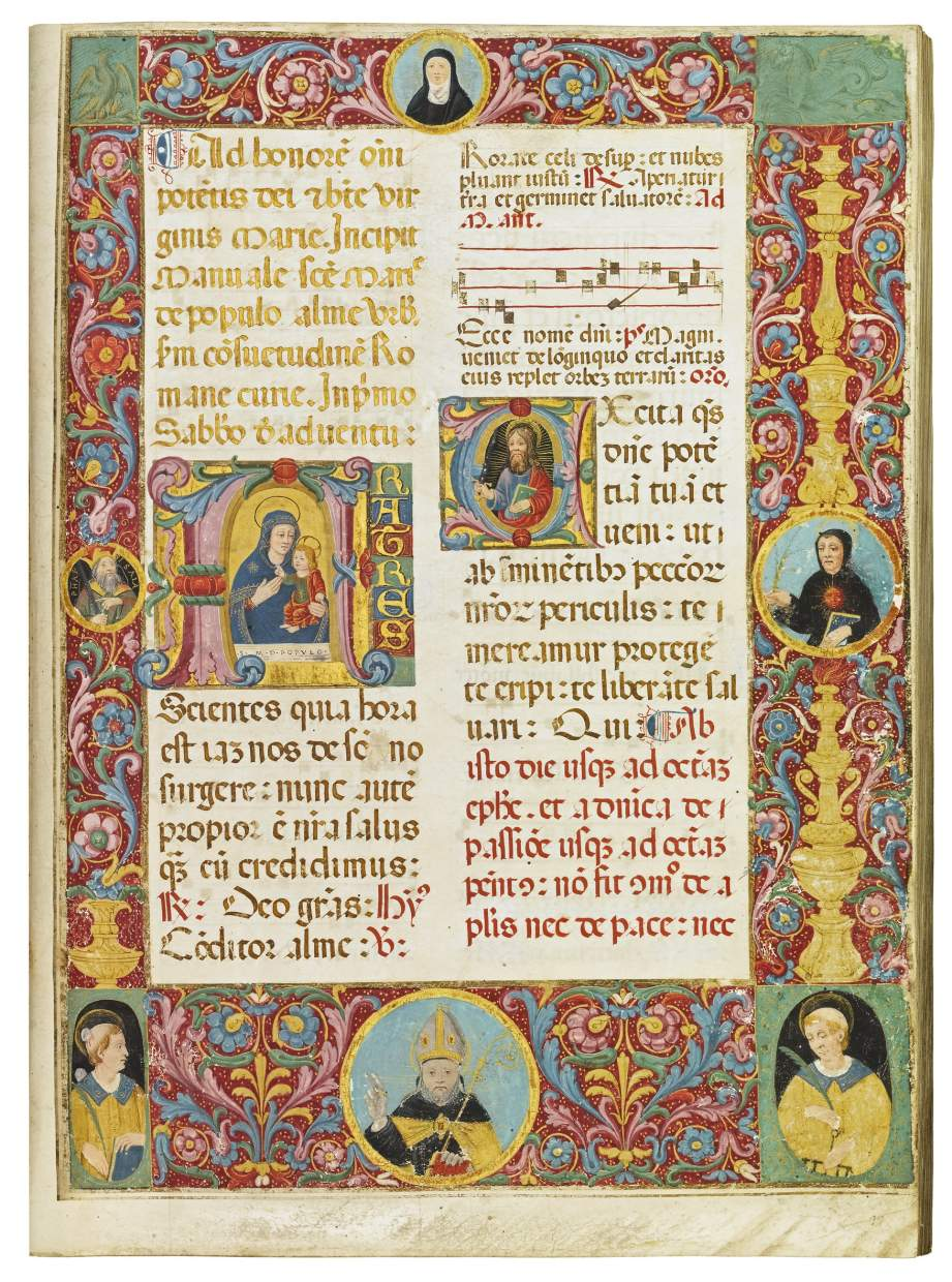 Augustinian Manuale