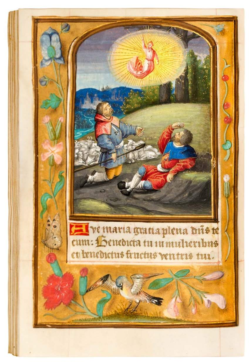 A small treasure – Book of Hours, use of Cambrai