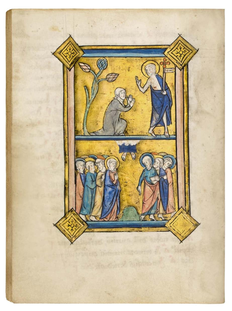 Donaueschingen Psalter and Book of Hours