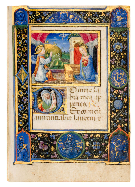 Book of Hours of Francesco Borromeo