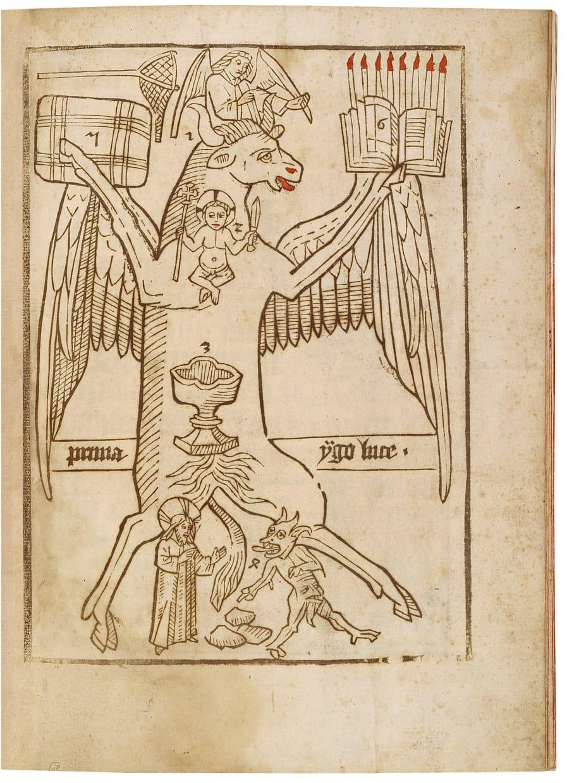 Ars Memorandi per figuras Evangelistarum