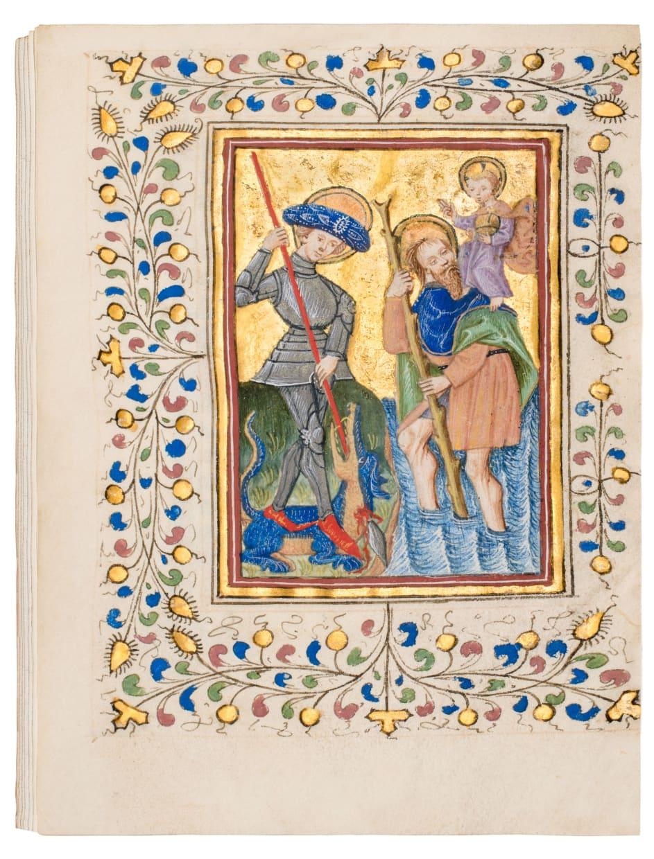 Duyst van Voorhout Book of Hours, use of Utrecht
