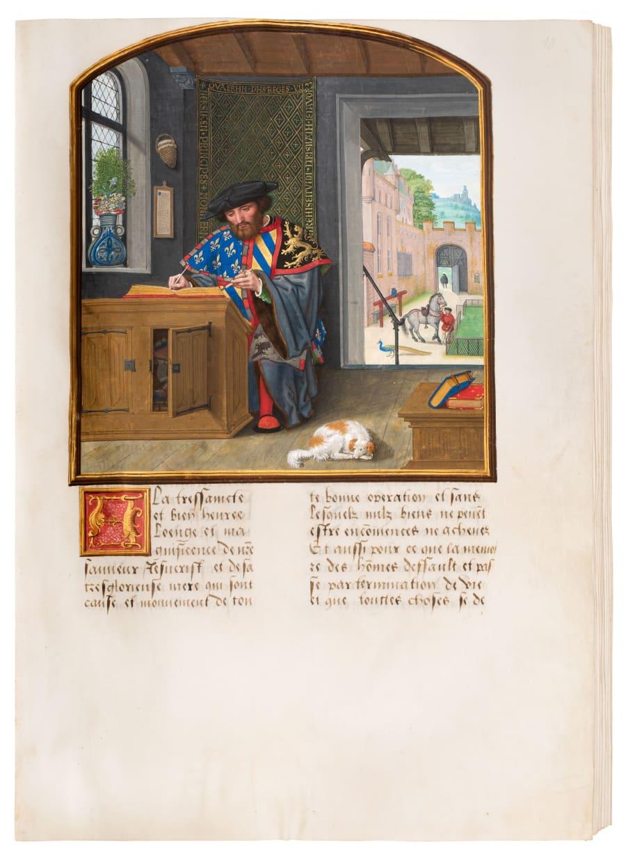 Livre des faits du bon chevalier Jacques de Lalaing