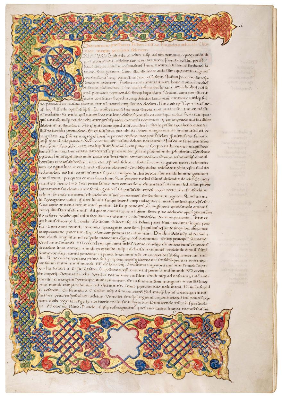 Chronica, ab origine mundi ad annum 1292