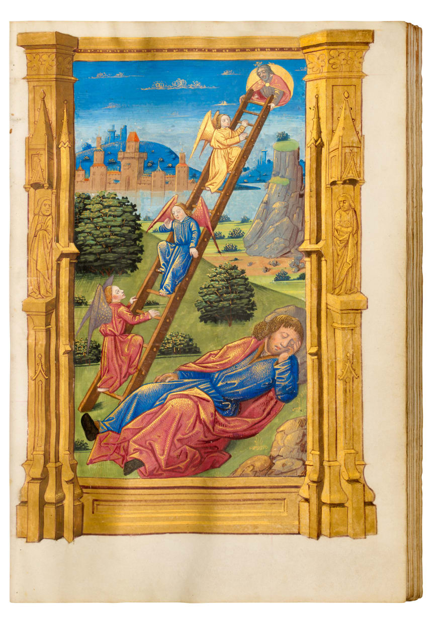 Croismare Book of Hours and prayerbook, use of Rouen