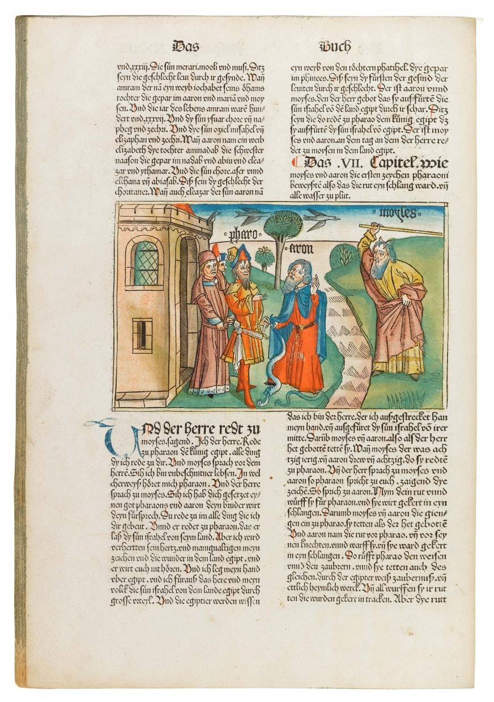 Biblia Germanica – Dy Bibel