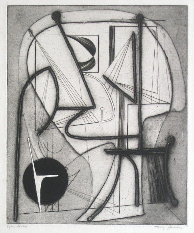 Terry Haass, Open Mind, 1948