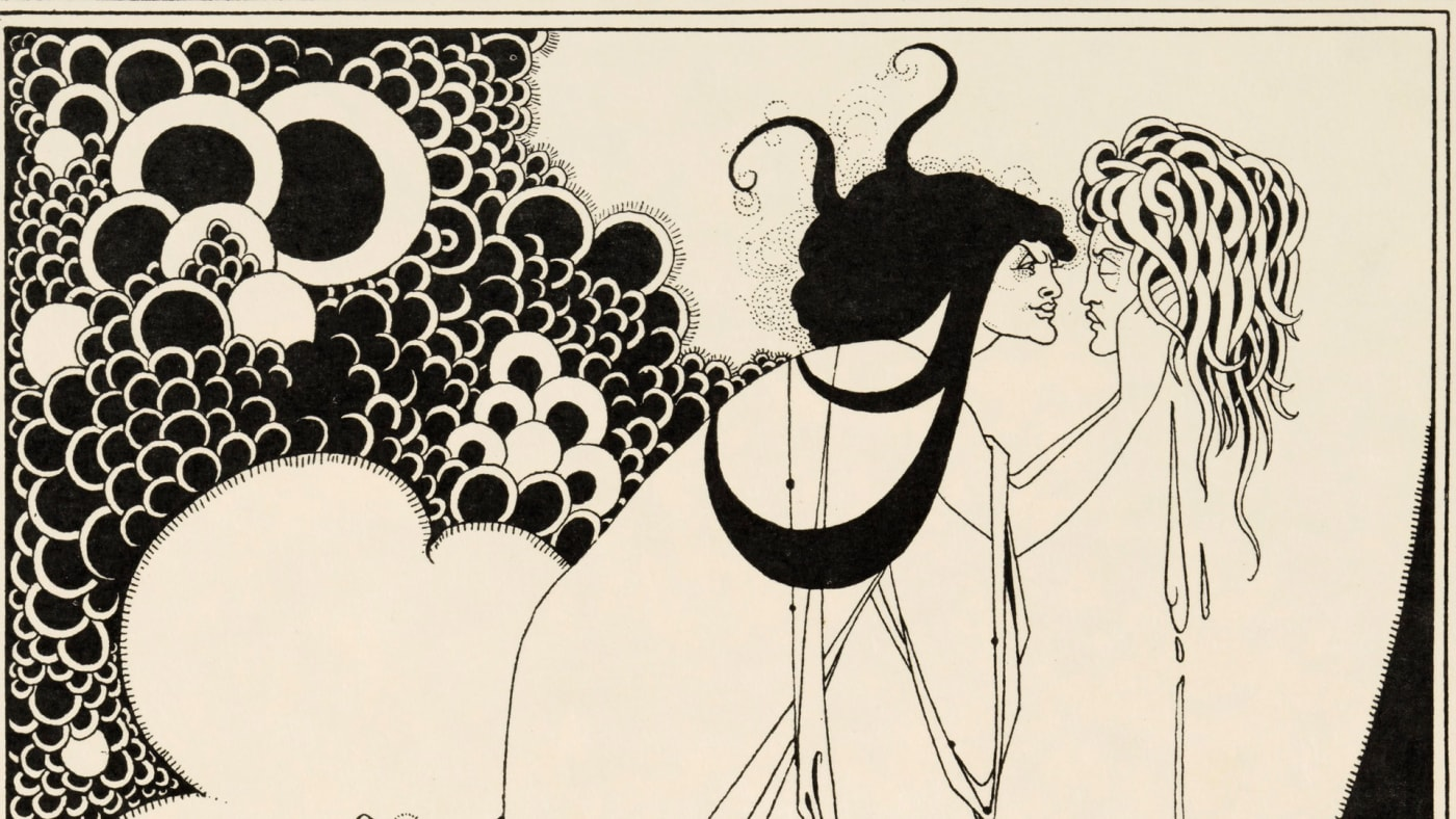 Aubrey Beardsley Tate Copyright One