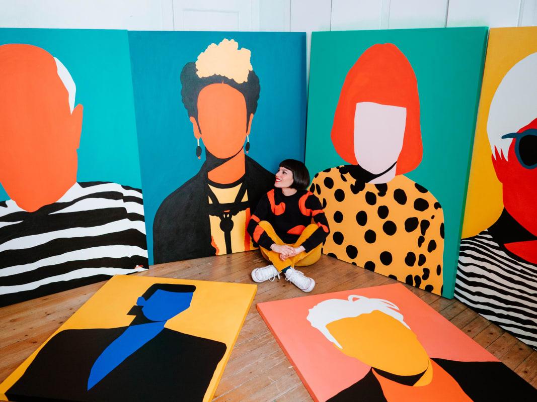 'Faceless' by Coco Dávez