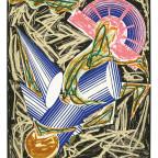 Frank Stella–Illustrations after El Lissitzky's Had Gadya