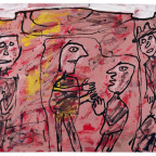 Late Paintings by Jean Dubuffet (1975–82)