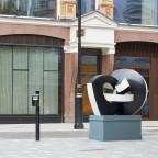 Sophia Vari sculpture comes to Mayfair