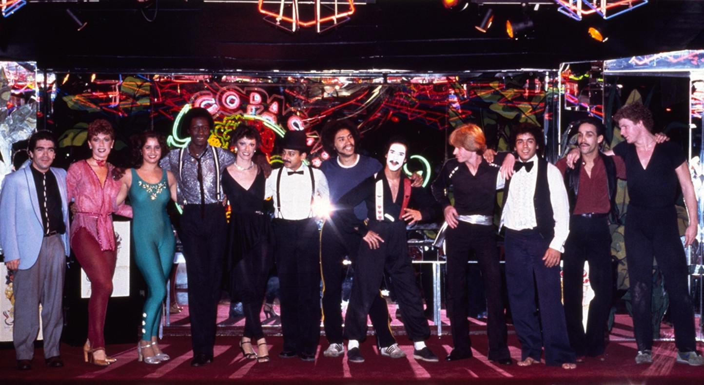 Michael Smith, USA Freestyle Disco Championship, 1979 (detail) Photo Kevin Noble.