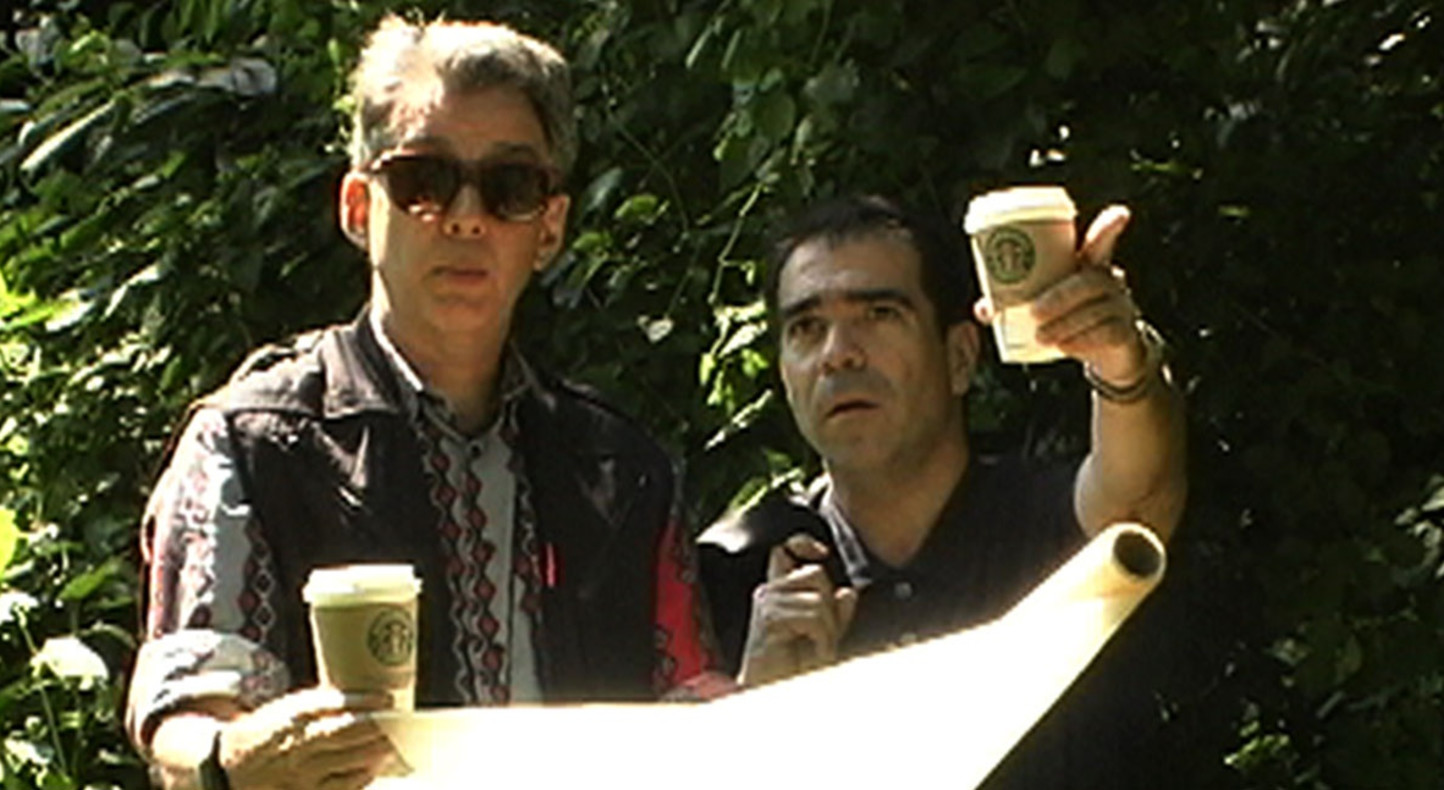 Michael Smith and Joshua White. Quin Quag, 2002. Courtesy Electronic Arts Intermix (EAI), New York.