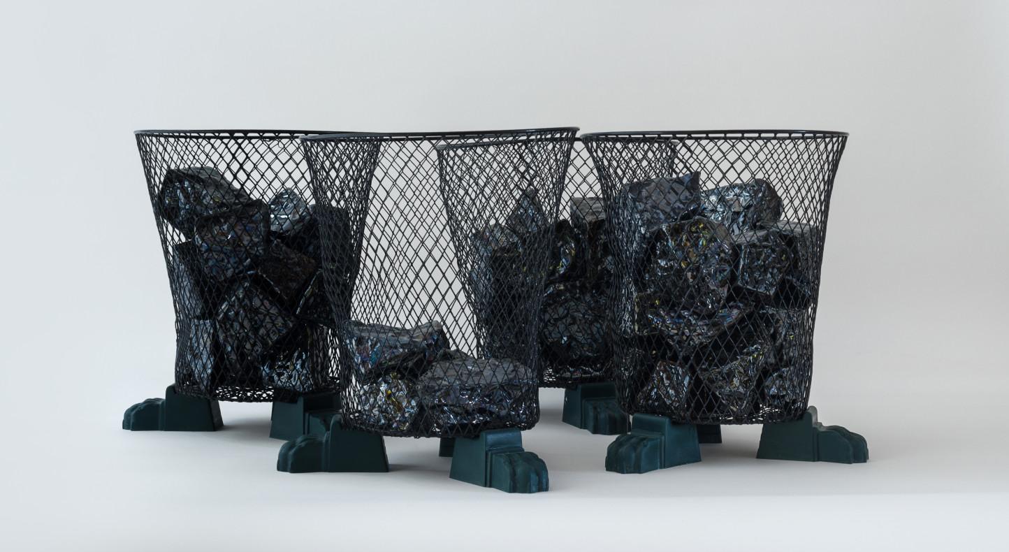 Richard Slee, Waste Baskets, 2017