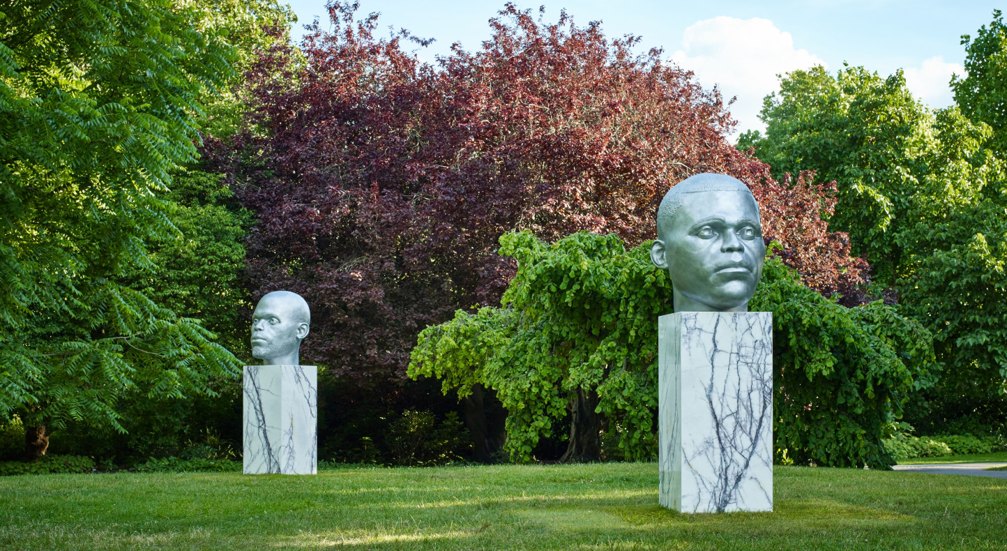 Frieze Sculpture 2017. (Photo by Stephen White)