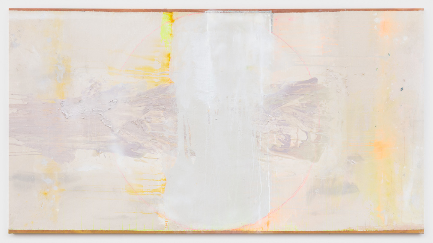 Frank Bowling, Stuart's Prediction, 2016