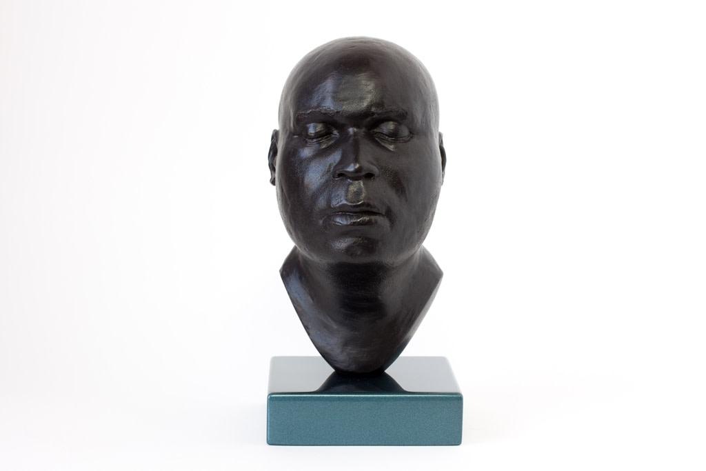 Tom Price, Head 18, 2014, 20 x 11 x 13 cm, Edition of 3 plus 1 artist's proofs