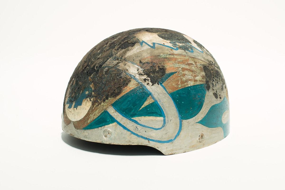 Jeff Keen, Zap Helmet, 1967