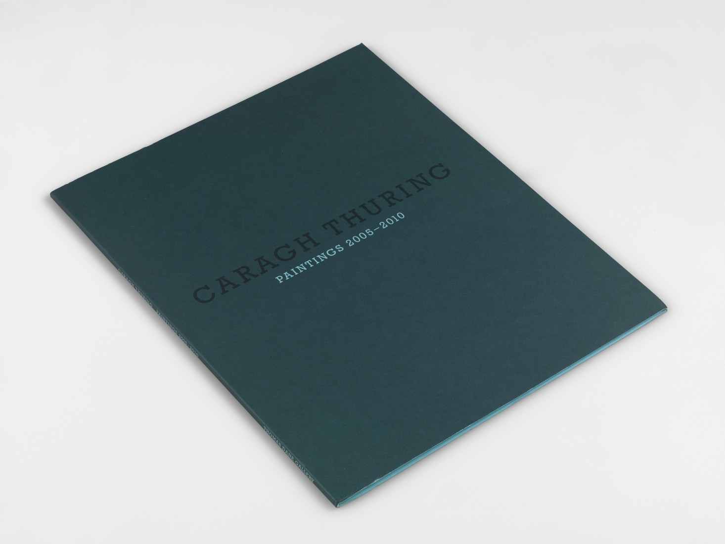Caragh Thuring: Paintings 2005-2010