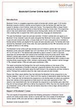 bookstart report