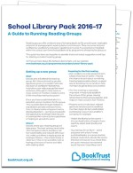 School Library Pack 2016-17 guide to running reading groups