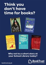School Library Pack 2016-17 Short Story titles poster