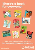 School Library Pack 2016-17 poster for Special Schools