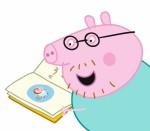 Daddy Pig announced as BookTrust Ambassador