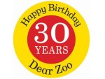 Rod Campbell: Happy Birthday Dear Zoo!
