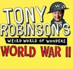 Tony Robinson on winning a Blue Peter Book Award: 'If happiness is usually the size of a tennis ball, I feel the size of Tasmania!'