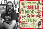 Scott Garrett on <i>The Silly Book of Side-Splitting Stuff</i> and being nominated for a Blue Peter Book Award