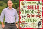 Andy Seed on <i>The Silly Book of Side-Splitting Stuff</i> and on being nominated for a Blue Peter Book Award