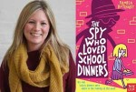 Pamela Butchart on The Spy Who Loved School Dinners and being nominated for a Blue Peter Book Award