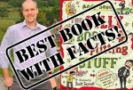Blue Peter Book Award 2015 Winner for Best Book with Facts: author Andy Seed