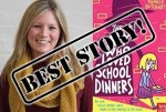 Blue Peter Book Award 2015 Winner for Best Story: author Pamela Butchart