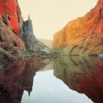 Trevor Paglen, The Glen Canyon Deep Semantic Image Segments, 2020