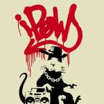 signed gangsta rat for sale